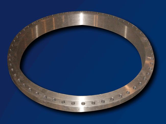 Large Diameter Flanges