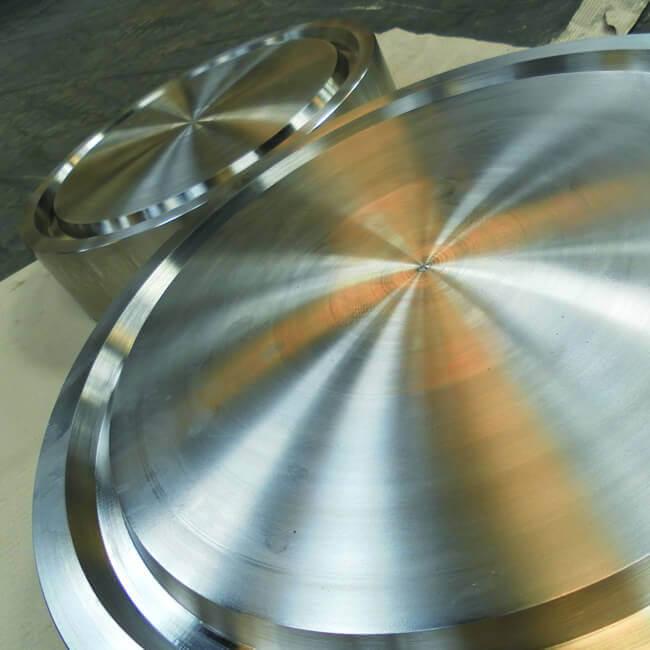 flange manufacturing range