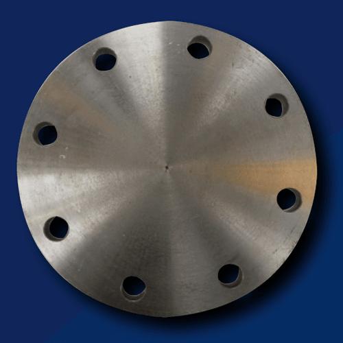 mild steel PN16 blind flange