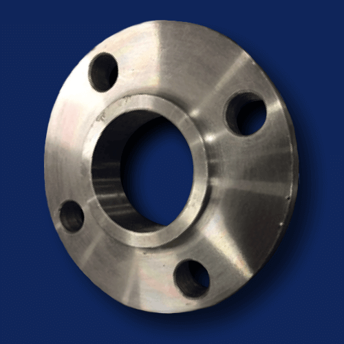 mild steel ASA slip on flange